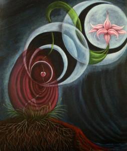 Moon Seed, Kristen Holmberg