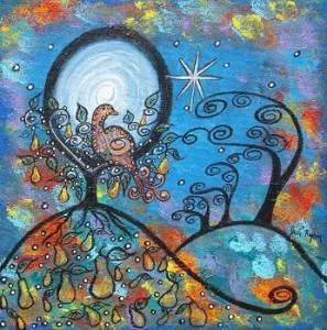 Magical Partridge in a Pear Tree, Juli Cady Ryan